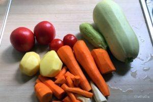 warzywa na słoiczki