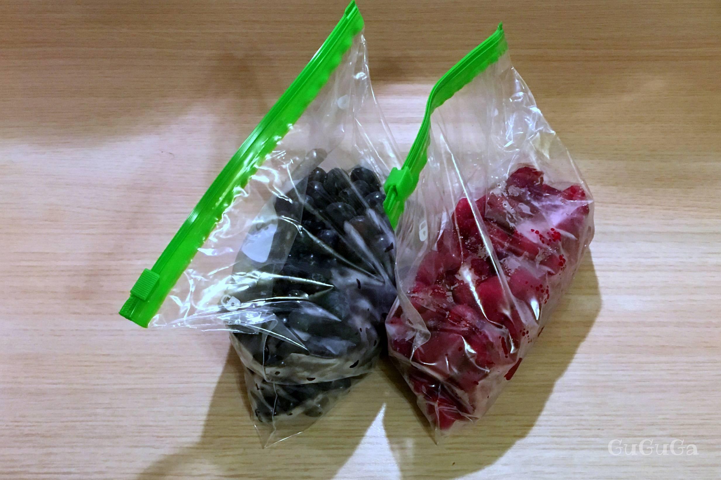 maliny i borowki