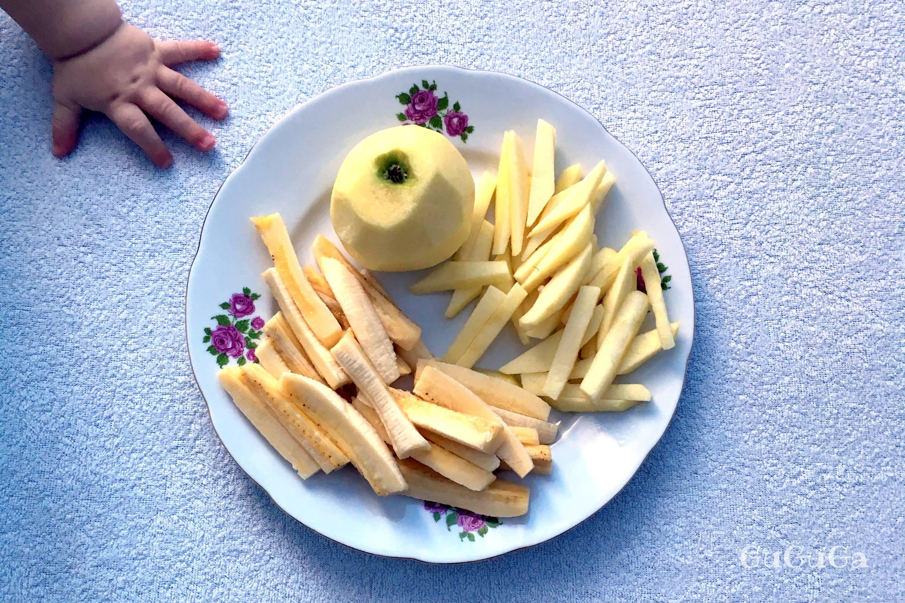 owoce blw