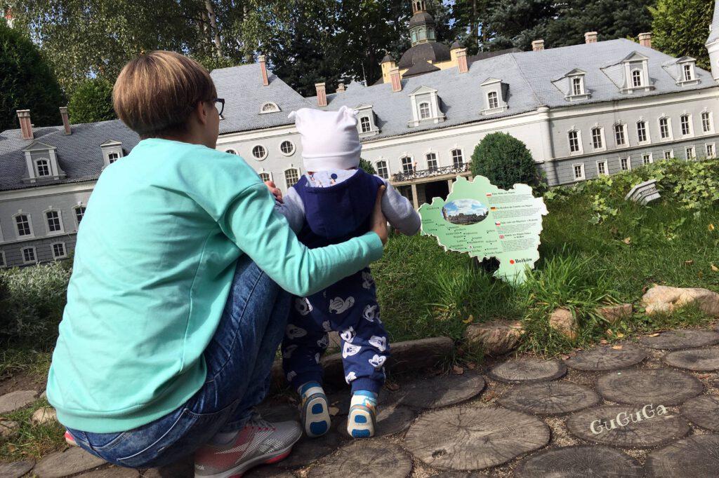 park miniatur dolnego śląska kowary