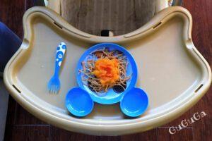 spaghetti blw dynia