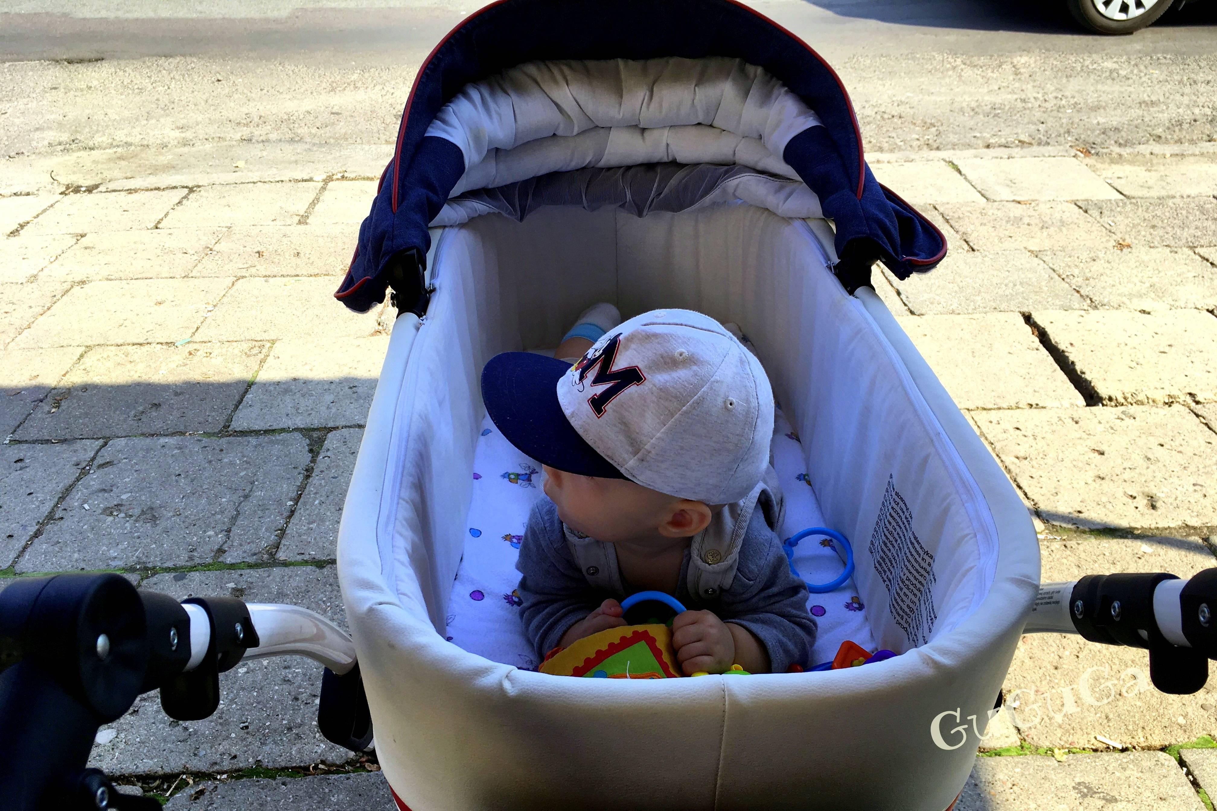 spacery z niemowlakiem