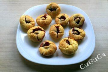 muffiny z mascarpone
