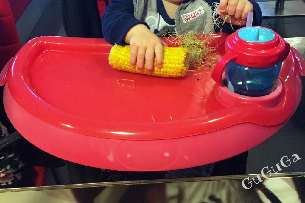 kukurydza blw