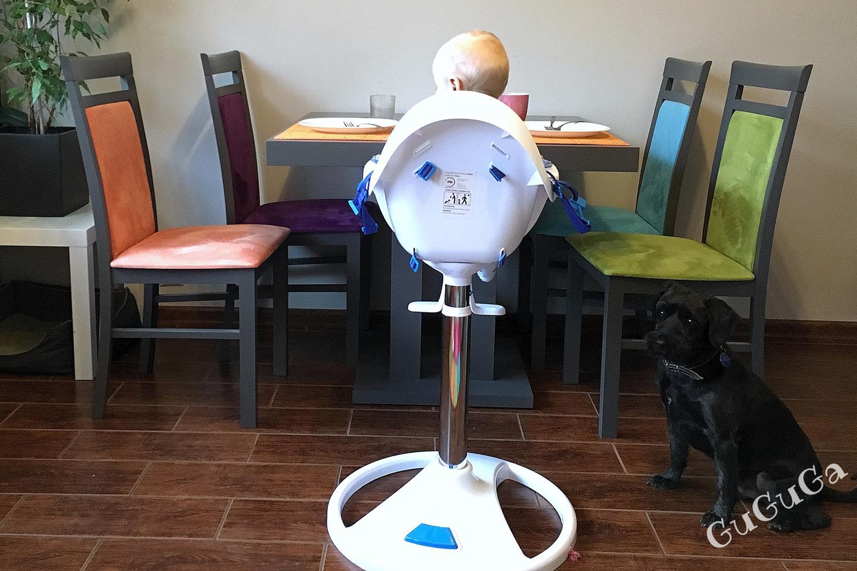krzesełko do karmienia blw
