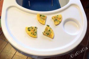 Omlet ze szczypiorkiem blw