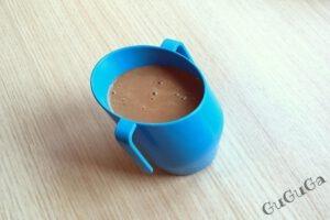 Koktajl kakaowy dla niemowlaka