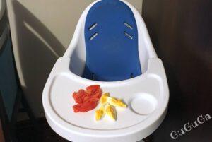 Jajko na twardo + pomidor blw