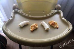 ciasteczka z twarogu i jabłka blw