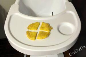 Omlet blw