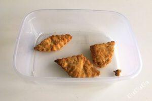 Ciasteczka orzechowe blw