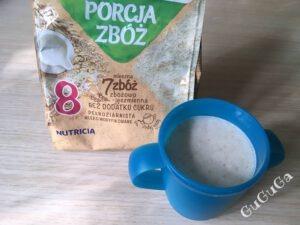Kaszka mleczna 7 zbóż blw