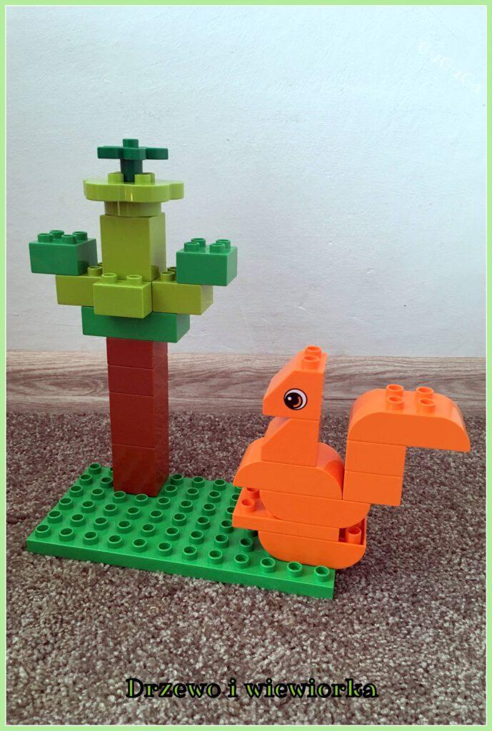 lego duplo wiewiórka