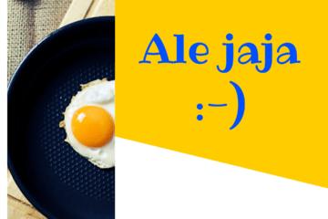 jajka w diecie dziecka