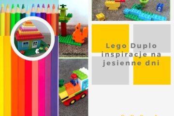 Lego Duplo inspiracje na jesienne dni