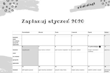 planer styczeń 2020